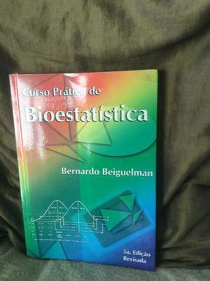 Livro novo curso prático de bioestatística