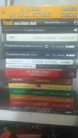 Lote de 16 livros novos