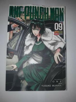 One punch man Vol. 9 - Manga Japones