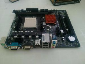 Placa Mãe Asrock NG8-GS4 FX Socket AM3+ com 6GB Memória