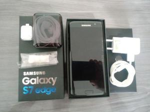 Galaxy S7 Edge Black Piano 128Gb Edição Limitada!