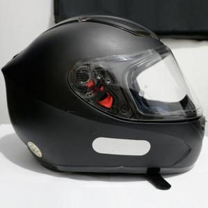 8e791ac66ff27 Capacete sh 821 nasa preto fosco só a kallu motos