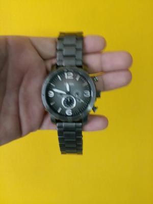 Relógio Fóssil Original na caixa com nota
