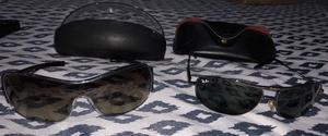 Óculos originais rayban e armani 01464c9cf0