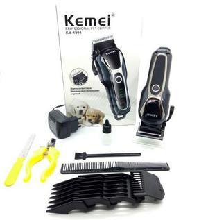Máquina de Tosa Profissional Kemei KM-