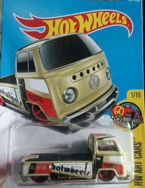 Hot wheels kombi t2