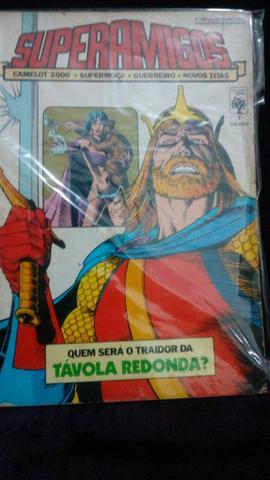 Lote de gibis DC - Formatinho Editora Abril
