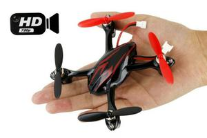 Mini Drone Hubsan X4 H107C com camêra 2MP