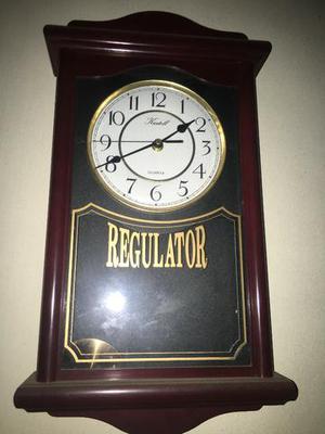 Relógio de pêndulo de parede Regulator