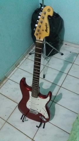 Guitarra vendo ou troco por celular