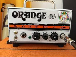 Orange Micro Terror (Cabeçote e Caixa)
