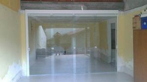 Box, janelas, portas espelhos e sacadas de vidro