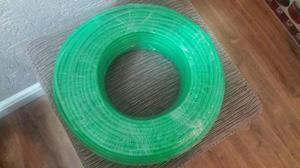 Fio Cabo Flexível 16,0mm cor verde rolo com 100mt