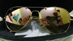 Rayban aviador dourado sem uso maravilhoso por 150 reais