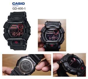 Relógio Original Casio G-Shock GD-400 novo sem uso com