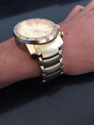 52c7c1c7df7 Relógio bvlgari quadrado super conservado