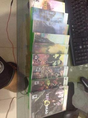 Pra Hj 9 jogos de Xbox 360 funcionando
