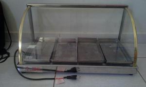 Estufa para salgados eletrica 127v