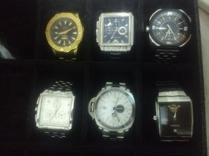 Baixei!!! Coleção de relógios originais. Queima de
