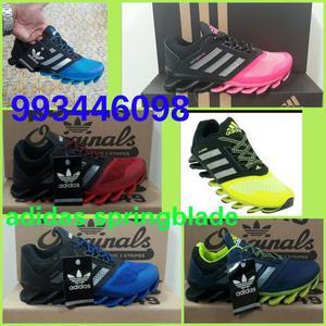 Tênis adidas springblade (IMPERDÍVEL)