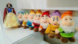 A Branca de Neve e os 7 anões Original Tokyo Disney