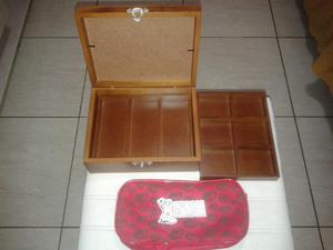 Caixa porta Joias + Brinde-Bangu