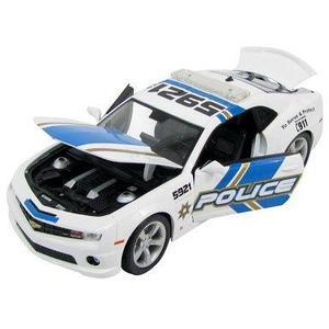 Camaro ss rs 1/18 polícia