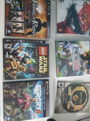 Leia o anuncio vendo jogos ps3 originais e Xbox 360