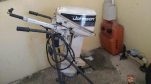 Motor de popa Johnson 15 hp ano 87