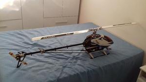 Vendo helicóptero de rádio controle T-REX 700 elétrico