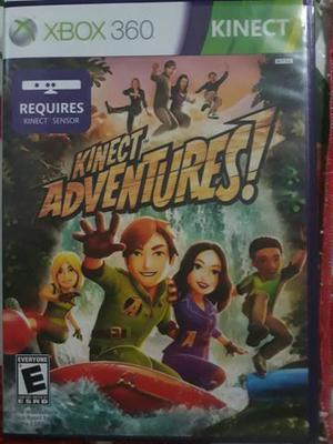 Vendo jogo para Xbox 360 Kinect adventures original