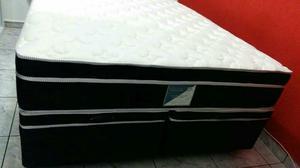 Cama box baú / colchão tamanhos grandes