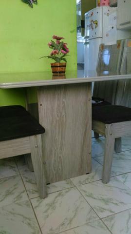 Mesa 4 cadeiras (entregoo)