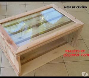 Palete - mesa - pallets - caixa frut - escritório - cozinha