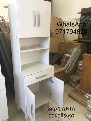 Armário de cozinha - direto da fábrica - 4 porta e 1