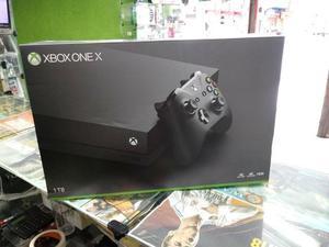 Console Xbox One X 4k 1tb - Até 12x - Aceito seu usado na