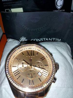 Constantin relógio novo