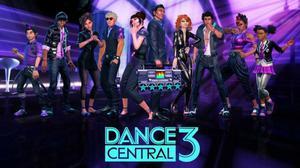 Dance central 3 com kinect