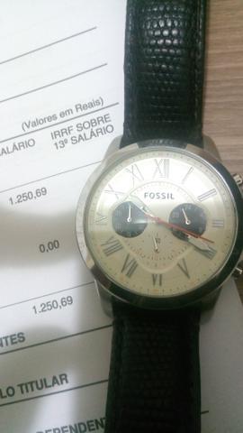 Relógio Fóssil original