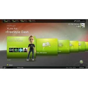 Manutencão, atualização Xbox 360 e desbloqueio