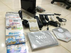 Nintendo Wii + acessórios