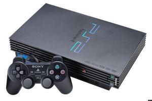 Playstation 2 FAT (tijolão)