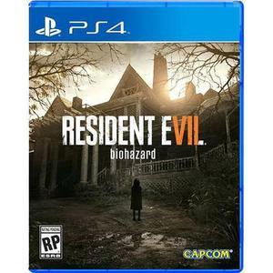 Resident Evil 7 Novo Lacrado Com Garantia