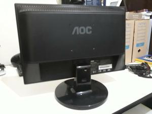 Monitor AOC 16P pra levar logo
