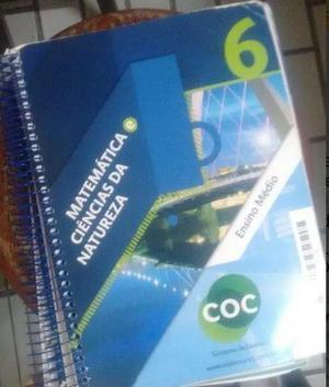 Coleção De Livros Sistema Coc, Para 1° Ano Do Ensino