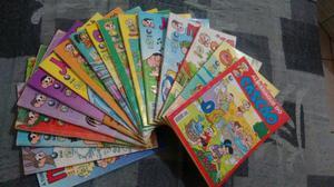 Coleção de Gibis Turma da Mônica (17 gibis por R$32)