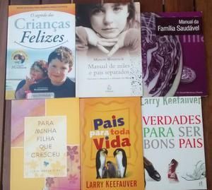 Combo Livros Diversos - Família e Educação dos Filhos
