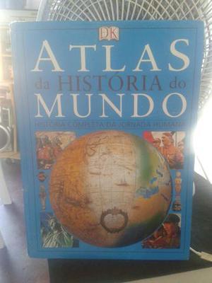 Livro Atlas da Historia do mundo