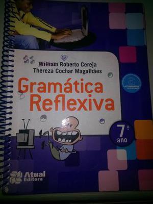 Livro de gramática reflexiva 7°ano