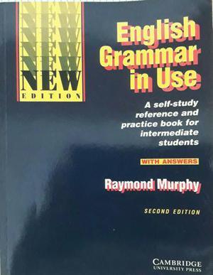 Livro: english grammar in use - r$